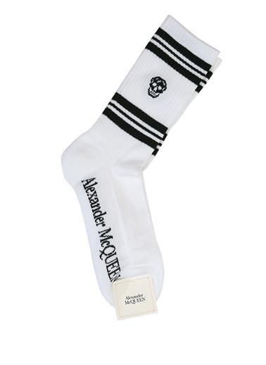 Alexander McQueen Çorap Beyaz